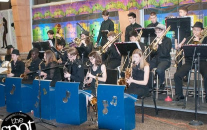 SPOTTED: The 15th Annual Jazzaret at Shaker High School