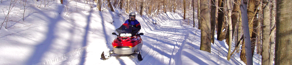 DEC and State Parks tips for snowmobilers