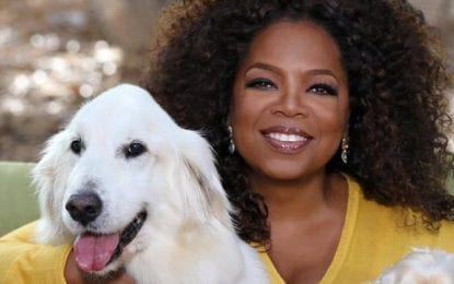 Oprah to speak at Skidmore
