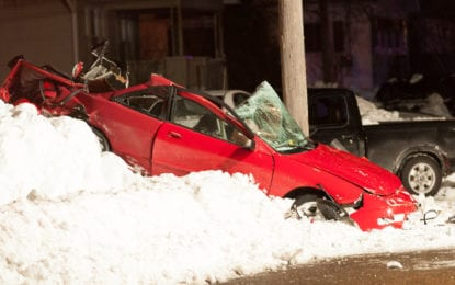 UPDATED w/victim ID – Colonie police investigate fatal accident on Central Avenue