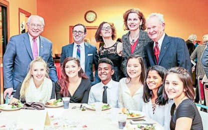 Gala raises more than $15K for library