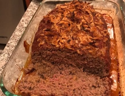 CLEAN EATING: Chef Bill's Self-Sufficient Meatloaf