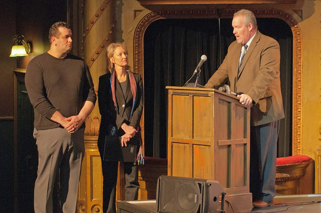 Comedy Works to call Cohoes Music Hall home, three acts already signed