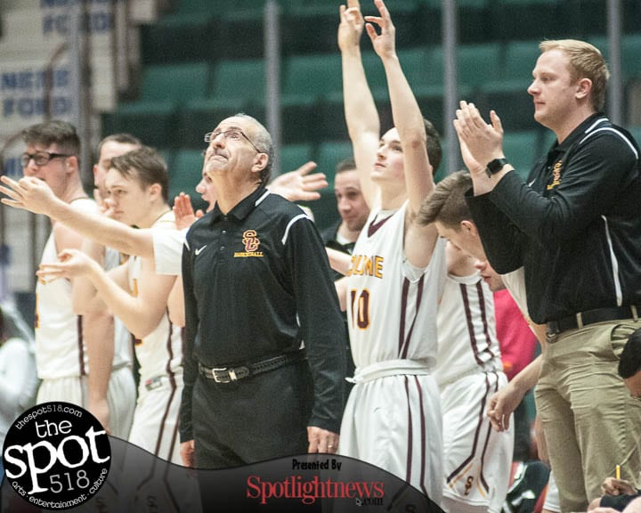 SPOTTED: Colonie beats Schenectady, plays Bethlehem for Class AA championship