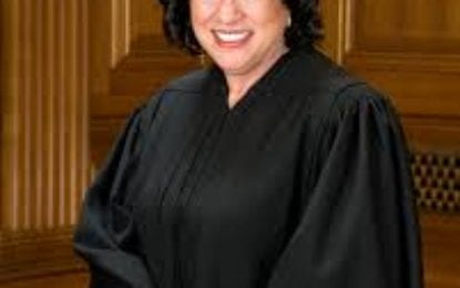 U.S. Supreme Court Justice Sonia Sotomayor to Visit Albany Law School in April