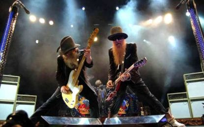 REVIEW: ZZ Top serves good ol' rock 'n' roll at Proctors