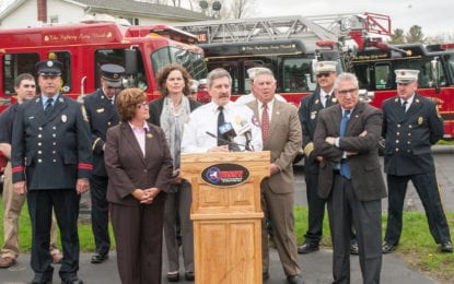 RecruitNY: Fire departments are looking for volunteers