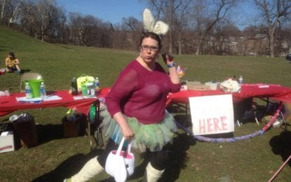 Hunting for a good cause | The Capital Region Grown Up Egg Hunt comes to Albany