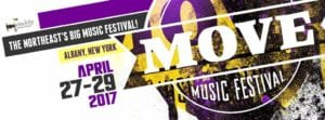 School of Rock Albany MOVE Music Festival @ Various Venues; please refer to schedule below
