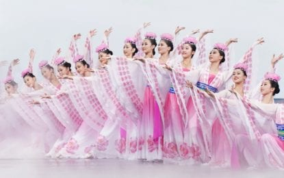Shen Yun brings a timeless culture brought to life