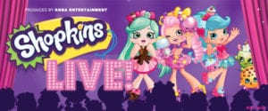 Shopkins Live! Shop It Up! @ Palace Theatre | Albany | New York | United States