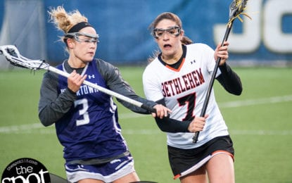 SPOTTED: Bethlehem girls lax falls to Watertown, 8-11
