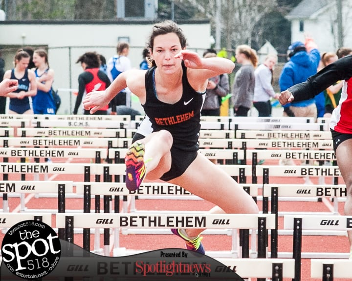 SPOTTED: The 12th annual Bethlehem Lady Eagles Invitational