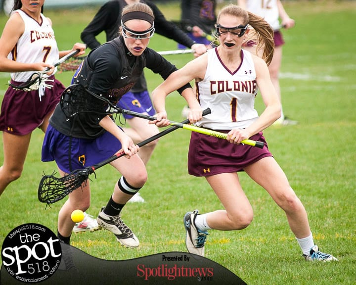 SPOTTED: Colonie loses nailbiter to Ballston Spa, 9-8