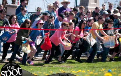 SPOTTED: Capital Region Adult Egg Hunt, Sunday, April 23 in Albany