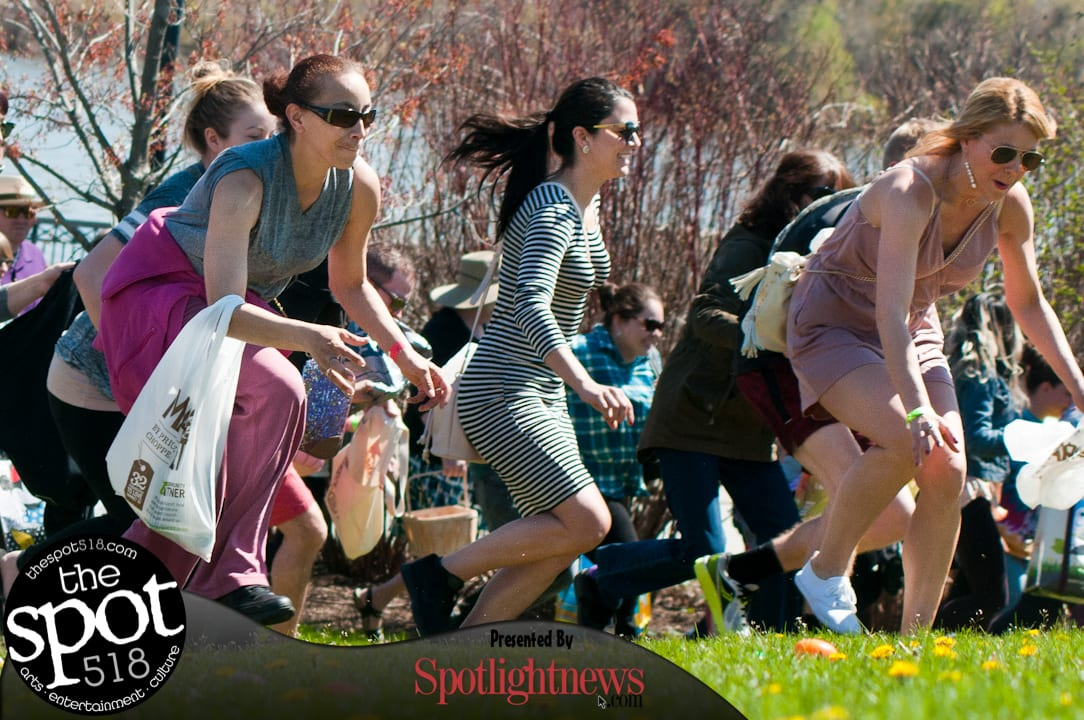 SPOTTED: Capital Region Adult Egg Hunt, Sunday, April 23, Albany