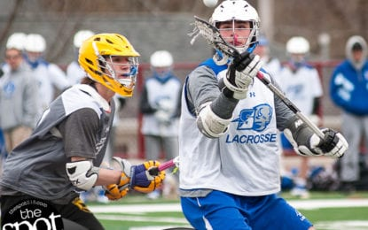 SPOTTED: Shaker boys lax squares off against Ballston Spa