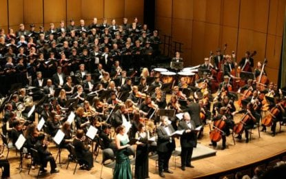 RECENTLY ANNOUNCED: 'Ambitious' festival for ASO maestro