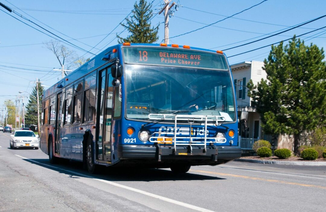 CDTA to reroute bus #18 on Delaware Ave. in Delmar for next five months