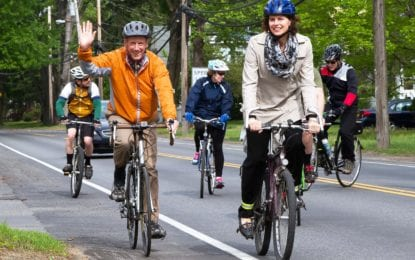 Bike Bethlehem | Back-to-back events during National Bike Week to celebrate the Albany County Helderberg-Hudson Rail Trail