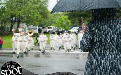SPOTTED: Memorial Day Parade goes on