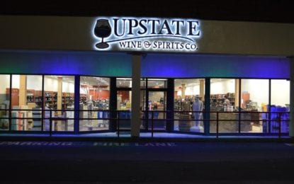 Upstate Wine & Spirits to celebrate 50th anniversary