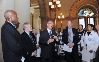 NYS Assembly passes single-payer health care plan