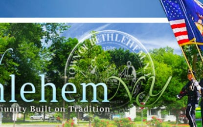 Search extended for Town of Bethlehem Planning Board and Zoning Board of Appeals members, reply by May 26