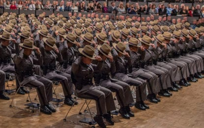 NYS Police Academy graduates 192, honors new troopers from Delmar and Voorheesville