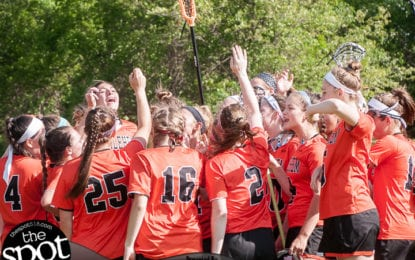 SPOTTED: Bethlehem girls dominate Shaker; move on to round two