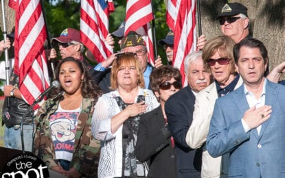 SPOTTED: The Colonie Memorial Day Ceremony at The Crossings