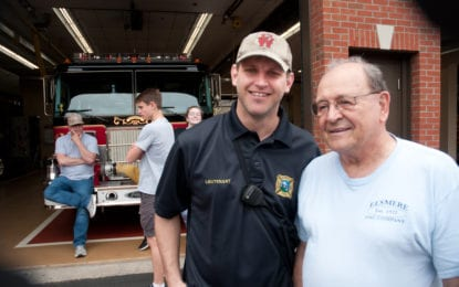 Fire departments are looking for volunteers (w/ photo gallery)