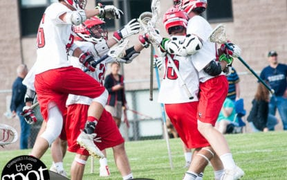 Guilderland scores five unanswered to beat CBA in OT