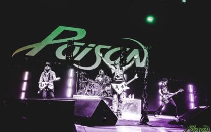 NIGHT and DAY: Poison and Tesla and Stunt Dog Experience