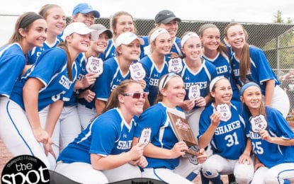 SPOTTED: Shaker is the Section II, Class AA champ