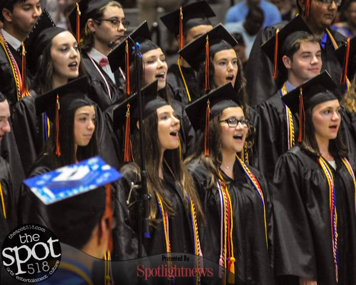 SPOTTED: Bethlehem Central graduation, June 23, 2017