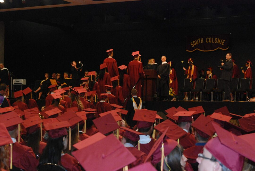 SPOTTED: Colonie Central High School Class of 2017 Graduation