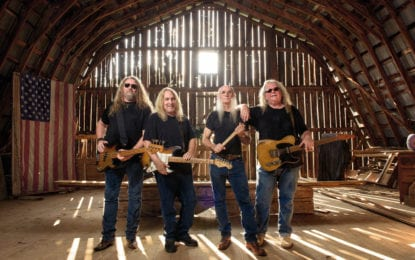 Kentucky HeadHunters, the Grammy Award-winning rock band, headlines annual Harley Rendezvous