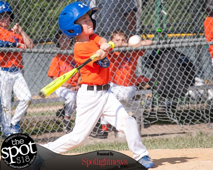 SPOTTED: The North Colonie Youth Baseball Association