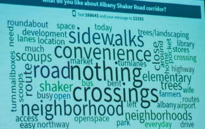 Colonie residents chime in on Albany Shaker Road study