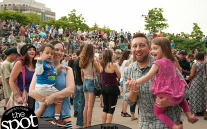 SPOTTED: Albany's Alive at Five, Thursday, June 8