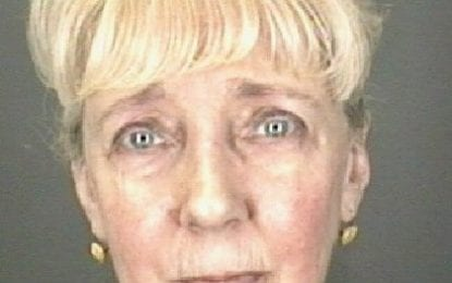 Colonie police: 68-year-old woman grew 50 pounds of pot