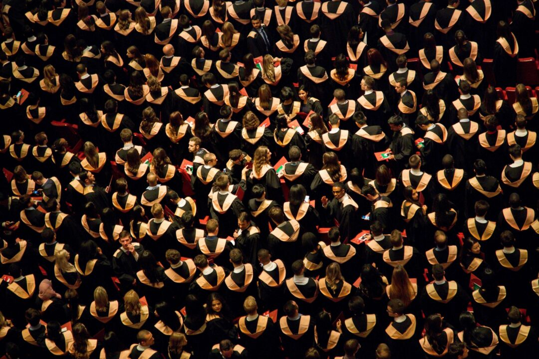 TOP FIVE: We take a look at different graduation ceremonies from around the world
