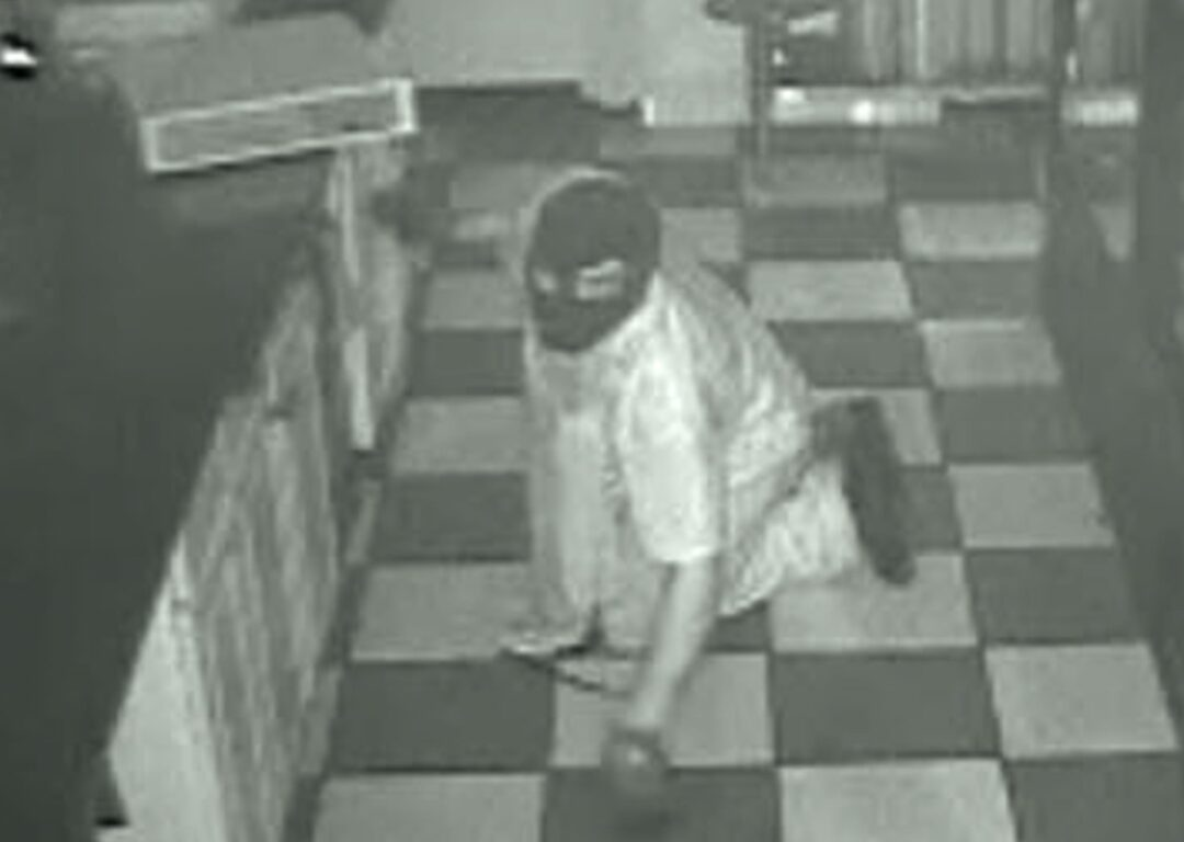 Coccadotts on Central Avenue robbed