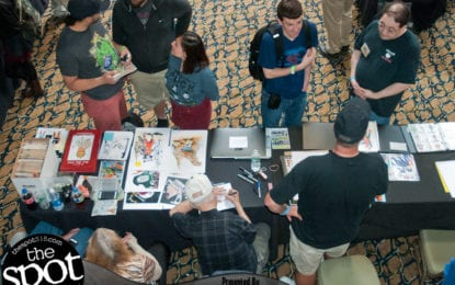 SPOTTED: Albany Comic Con, Sunday, June 4