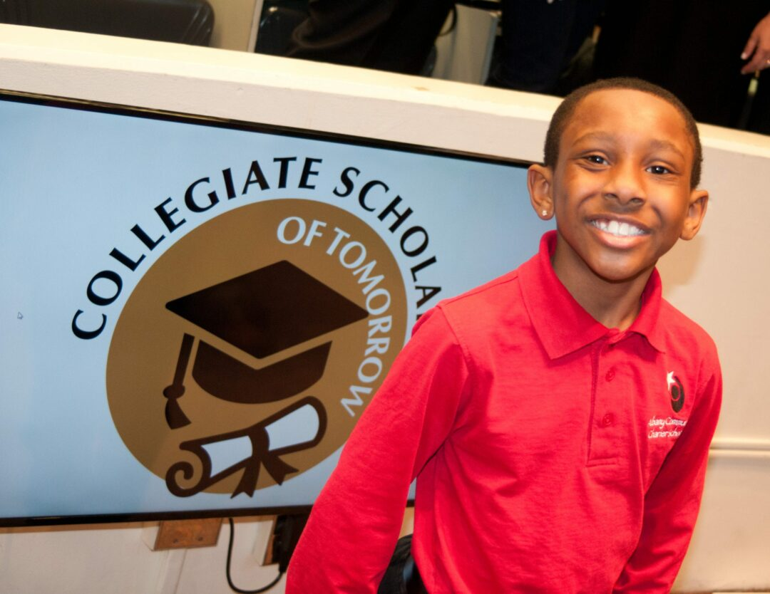 Future starts now for 'Collegiate Scholars of Tomorrow'
