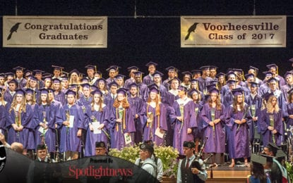 SPOTTED: The Voorheesville Class of '17 graduation
