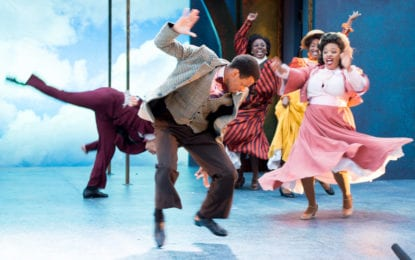 "THEATRE REVIEW: Park Playhouse's 'Ragtime"" moves audience"
