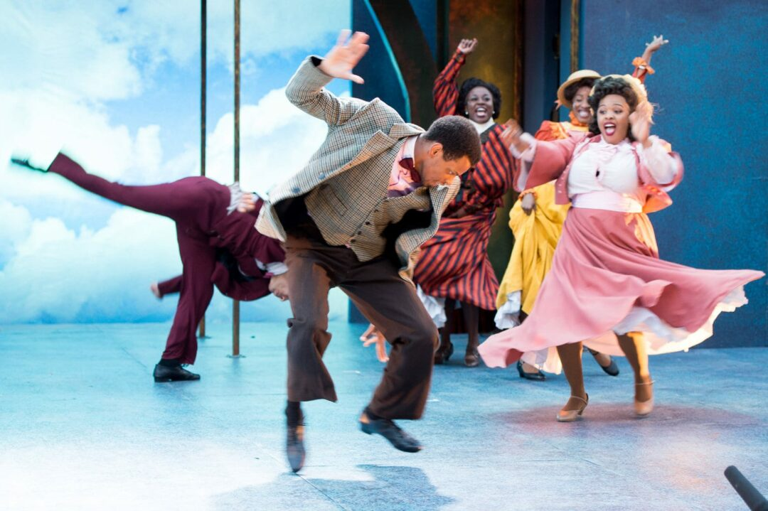 """THEATRE REVIEW: Park Playhouse's 'Ragtime"""" moves audience"""