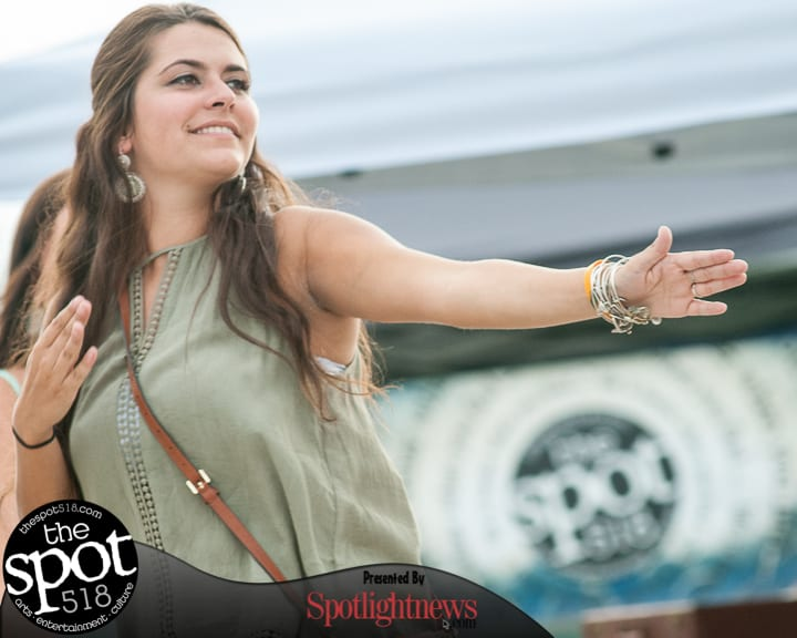 SPOTTED: Saintseneca and The Sea The Sea at Rockin' on the River